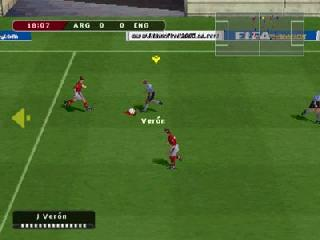 Screenshot Thumbnail / Media File 1 for FIFA Soccer 2005 [NTSC-U]